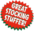 Great Stocking Stuffer