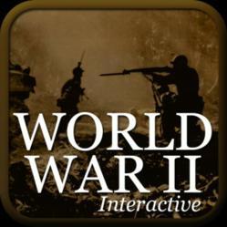 World War II Interactive App for iPad icon