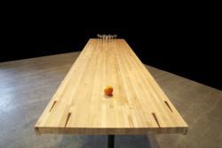 JOHNHOUSHMAND NO. 0223 RAA BOWLING ALLEY TABLE