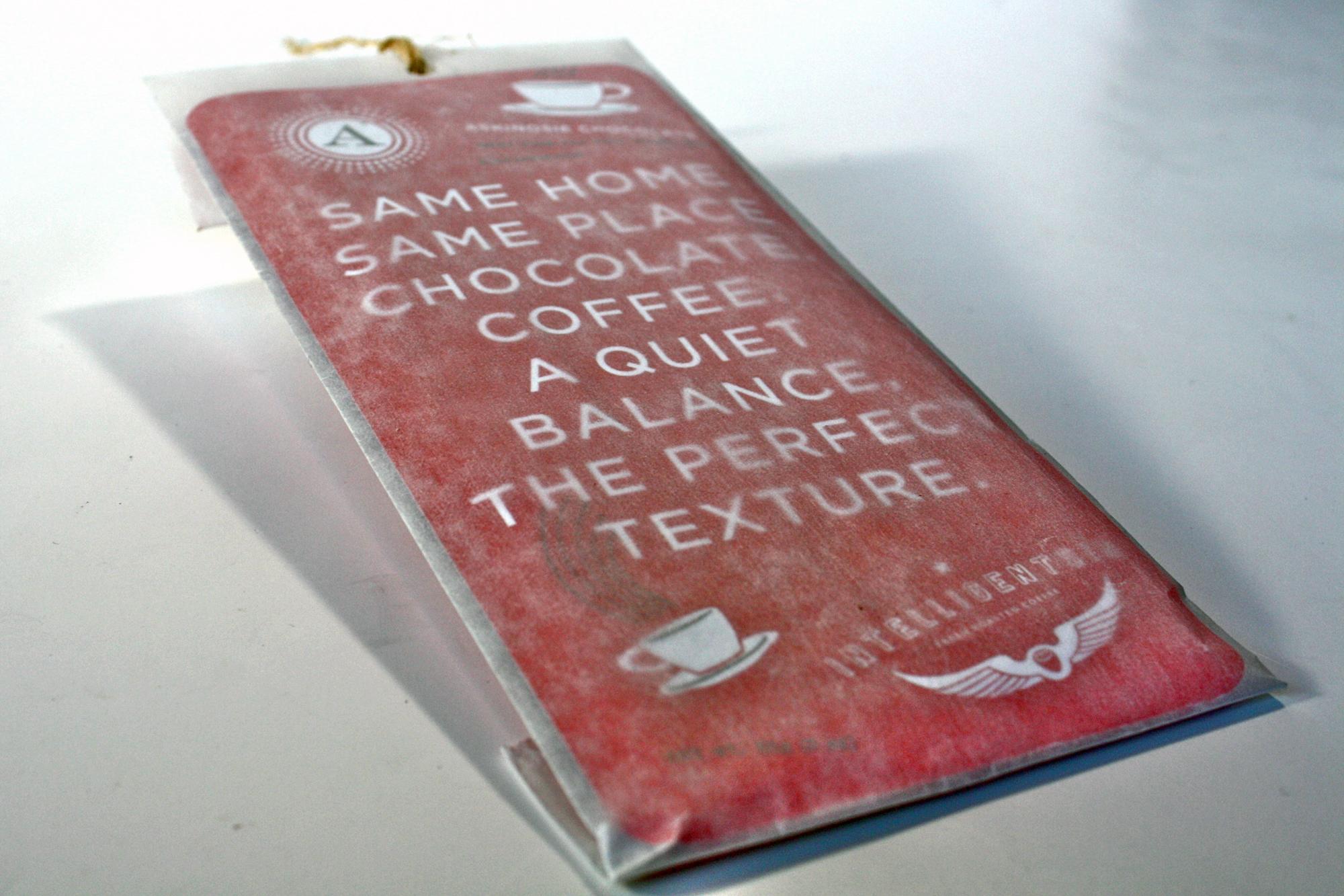 Askinosie Chocolate Unveils Next CollaBARator on New Bar ...