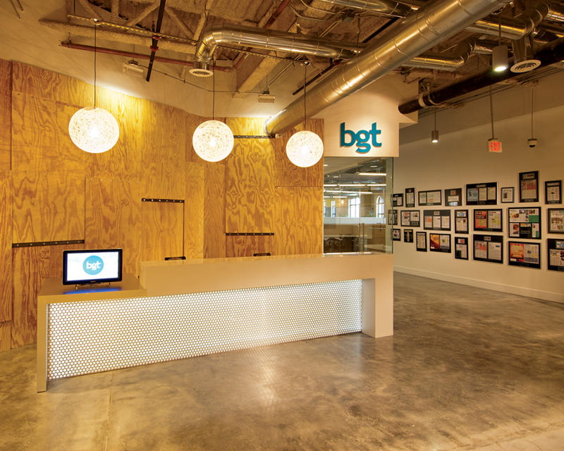 Add Inc Miami Completes Edgy New Space For Bgt Partners