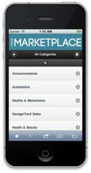 Mobile-Optmized Classifieds