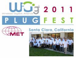 WiGig PlugFest Participants