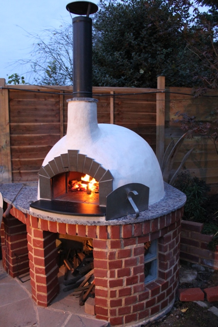 The Start Of Spring Sees Outdoor Pizza Ovens Becoming A