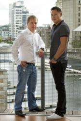 boxPAY Co-Founders Iain and Gavin McConnon