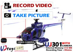 UJToys.com offers High Performance RC Helicopters & Toys for Christmas