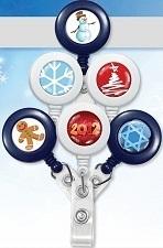 Holiday Badge Reels -