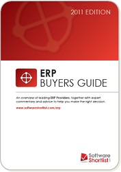 2011 ERP Buyers Guide by Software Shortlist