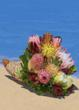 Hawaiian Thanksgiving Flower Centerpiece