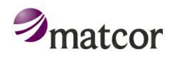 MATCOR Hires Matthew Giardina