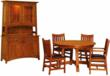 Amish Mission Dining Set