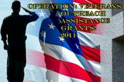 Operation: Veterans Outreach Organization Assistance Grants