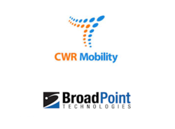 CWR Mobility and BroadPoint Technologies logos