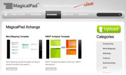 MagicalPad Xchange