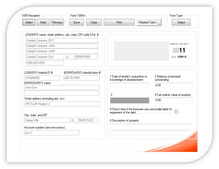 Blank W2 Forms Updated Inside 2013 W2 Software By W2Mate.Com