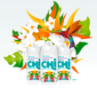 Chi 100% Pure and Natural coconut Water in a 330ml carton