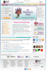Flower Shop Network - Finding Local Florists