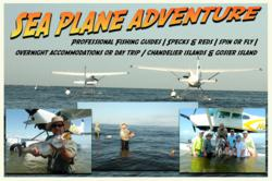 Sea Plane Fishing Adventure