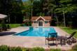 Perimeter Overflow Pool and Spa