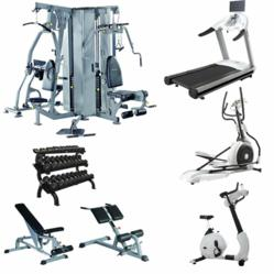 fitness equipment packages