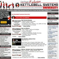 KettlebellSystemaUniversity.com