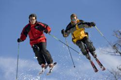 Skiing Snowmotion