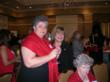 Amelia Hillman of Baker Tilly and Cheryl Kravitz of the Red Cross in the National Capital Region.