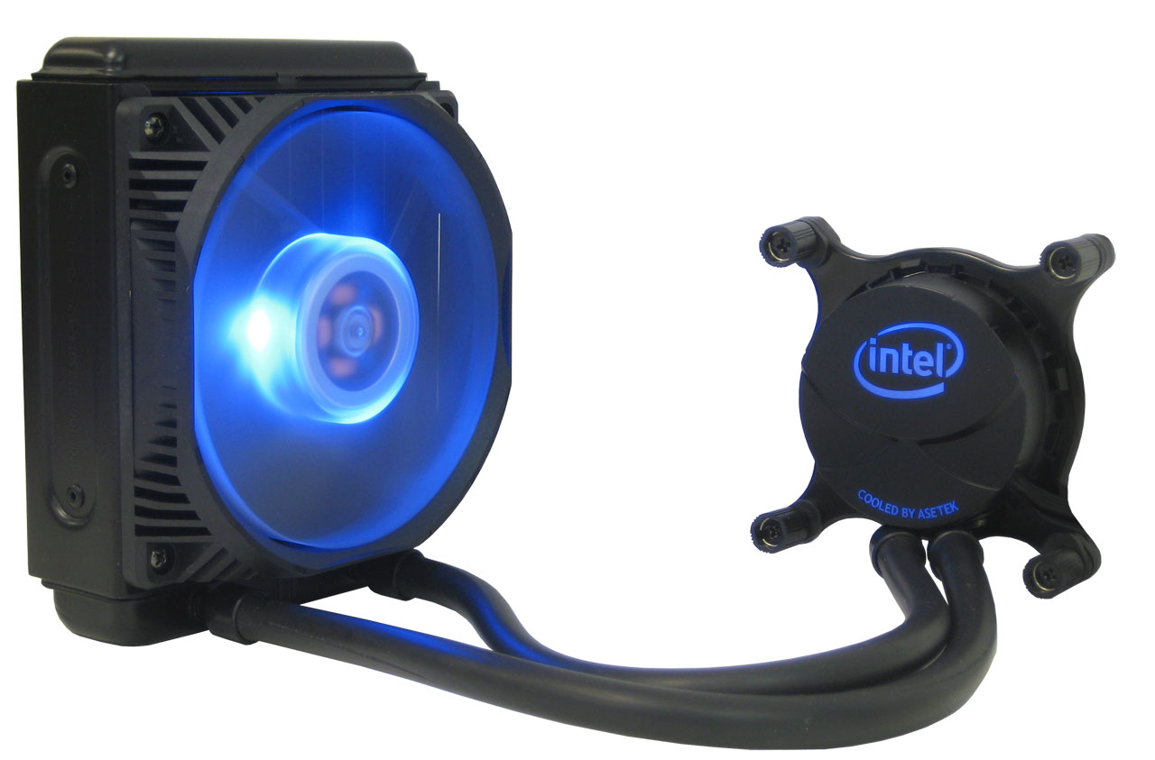 Asetek Liquid Cooling Technology Chosen for Intel® Thermal Solution