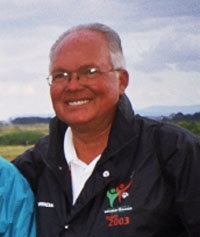 Eric Wilson, Ph.D., PGA Master Professional and executive director of golf operations