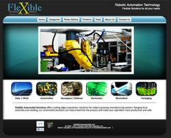 Flexible Automated Solutions website