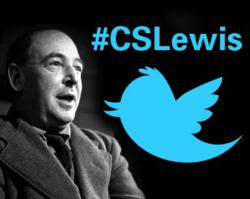 C. S. Lewis Twitter #CSLEWIS