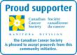 Canadian Cancer Society Supporter