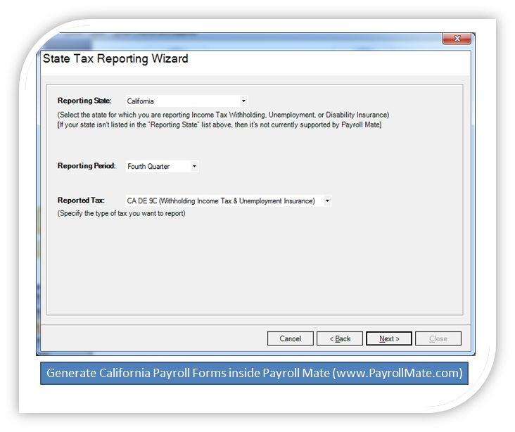 2012 FUTA Form 940 Updated, PayrollMate.com Releases New Payroll ...