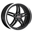 Corvette Wheels by Cray - the SCORPION in black