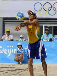 Emanuel Rego, the King of the Beach, prepares for London 2012