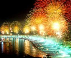 Party with your Friends this New Year in Rio de Janeiro