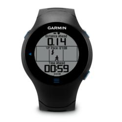 garmin 610, virtual racer, pacing