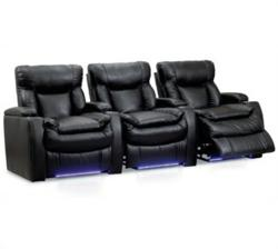 Lane 315 Cinema Home Theater Seats with Power Recline