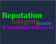 Reputation - Integrity - Quality - Commitment