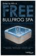 Free Hot Tub Giveaway Poster