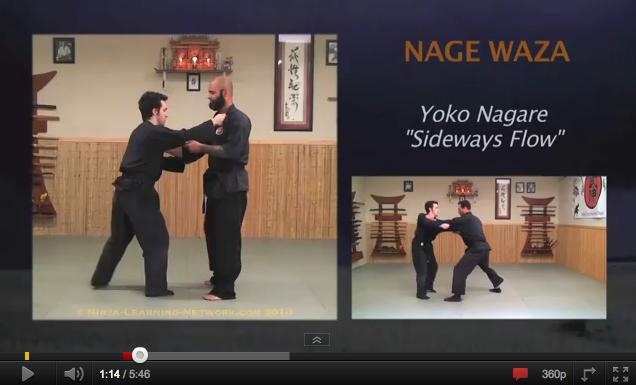To learn taijutsu
