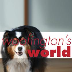 woofingtons world logo