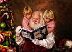 gI 76423 Santa Holiday Magic Continues with Book Three of The Magic Series by Scott Foster