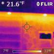 Pittsburgh Thermal Imaging Infrared Scanning Heat Loss Picture