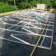 Solar racking, Ballasted Tray and Frames