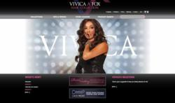 vivicafoxhair.com screenshot