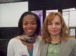 Pamela Wright and Anne McKevitt at Anne's Business Evolution Strategy Summit in Los Angeles