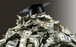 Tw0-thirds of college students take out one or more student loans.