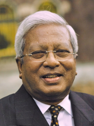 Sir Fazle Hasan Abed, founder and chairperson of BRAC