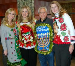 ugly christmas sweaters, ugly christmas sweater, tacky christmas sweaters, hanukkah sweaters